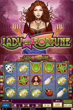 lady of fortune, Lady of Fortune