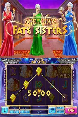Age of the Gods Fate Sisters, Age of the Gods Fate Sisters