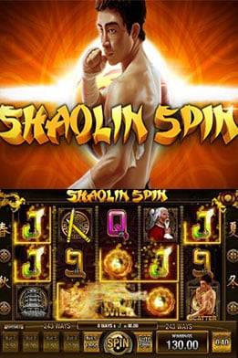 Shaolin Spin Game