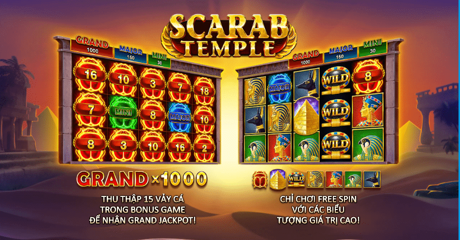 scarab temple 3