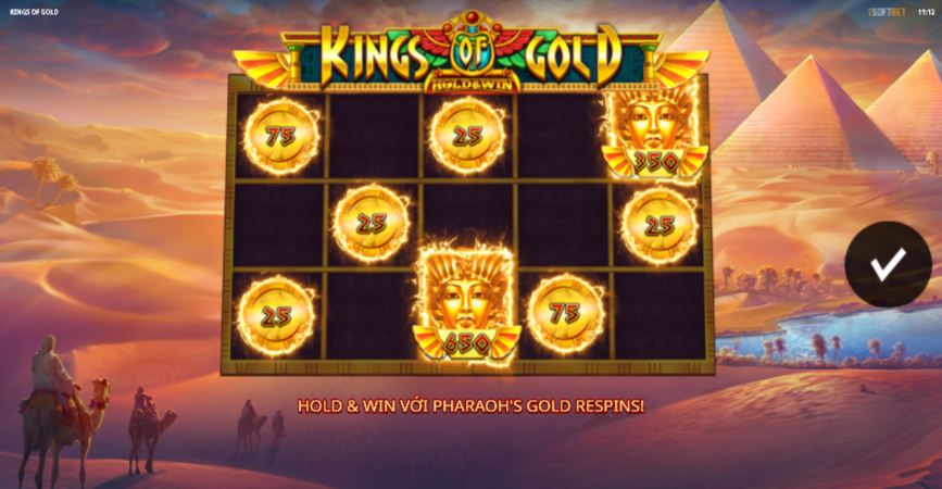king of gold